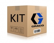 Graco KIT, WHIP, HTD, A, 10', 1/4, SS, DL [24H093]