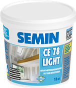 Semin CE 78 LIGHT / СЕ 78 ЛАЙТ 18 кг