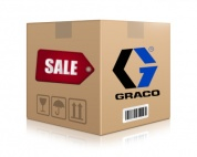 Graco FIRE-BALL 425, 50:1, 180KG, STATIONARY U [241040]